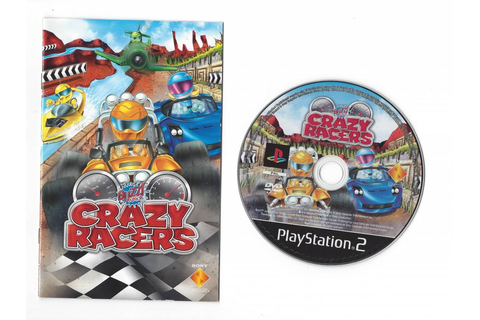 Buzz Junior Crazy Racers (Ace Racers) for Playstation 2 ...