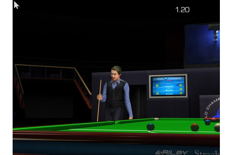 All World Snooker Championship 2005 Screenshots for ...