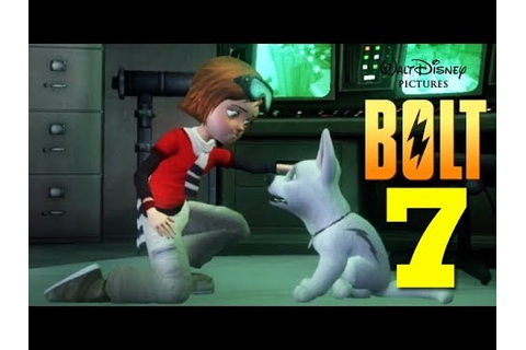 BOLT: Video Game - Part 7 [That Darn Dog] - Playstation 3 ...