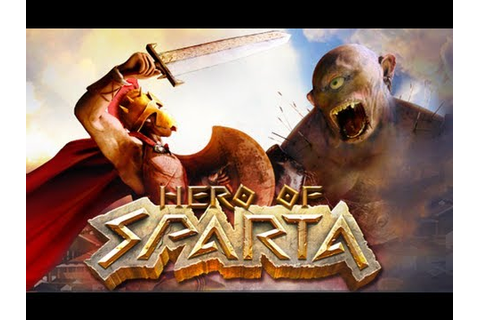 Hero of Sparta on PS3 in HD 1080p - YouTube
