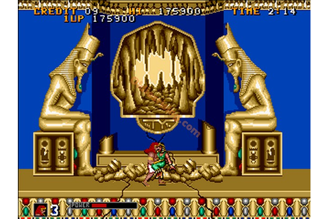 Images de Big Karnak sur Arcade, captures d'écran de Big ...