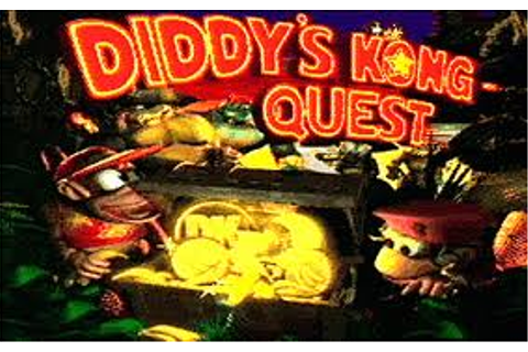 Donkey Kong Country 2 - Diddys Kong Quest | SNESFUN Play ...