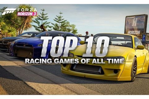 Top 10 Best Racing Games of All Time » AutoGuide.com News