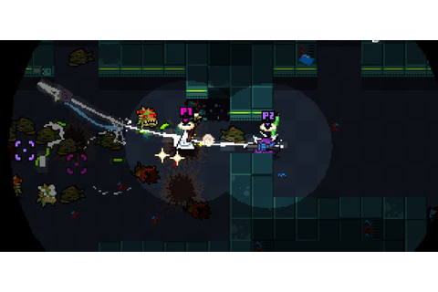 Nuclear Throne | Rock, Paper, Shotgun - PC Game Reviews ...