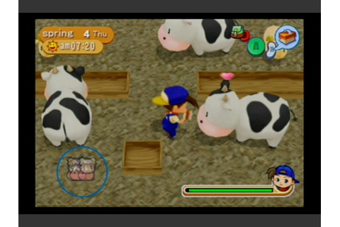 Harvest Moon: Magical Melody Archives - GameRevolution