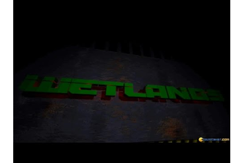 Wetlands gameplay (PC Game, 1995) - YouTube