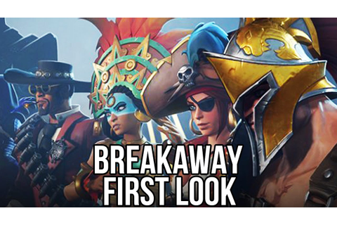 Breakaway (Free MOBA Game): Watcha Playin'? Gameplay First ...