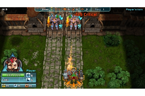 Blasteroids.com: Games: Screenshots: Mytran Wars (PSP ...