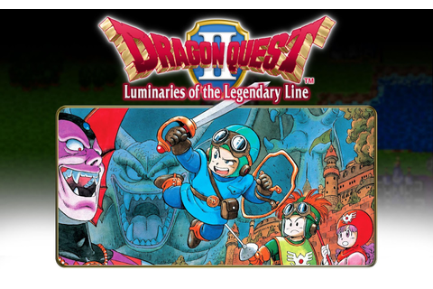 DRAGON QUEST II - Android Apps on Google Play