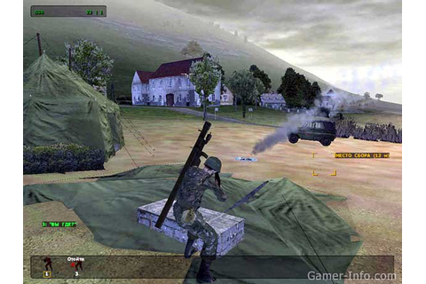 Operation Flashpoint: Red Hammer (2001 video game)
