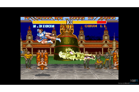 Street Fighter II Turbo: Hyper Fighting - Game - Nintendo ...