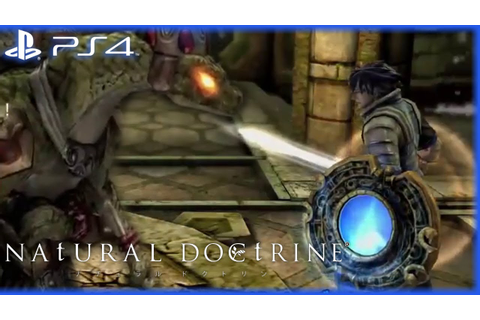 PS4 - NAtURAL DOCtRINE | 'Game Guide' Gameplay Trailer ...