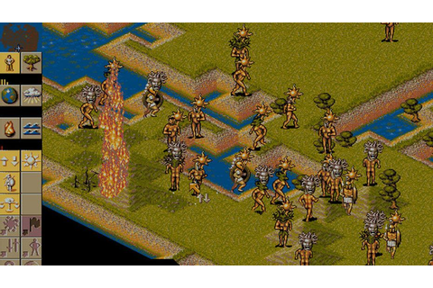 Populous™ II: Trials of the Olympian Gods for PC | Origin