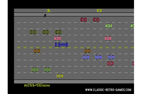 Download Freeway & Play Free | Classic Retro Games