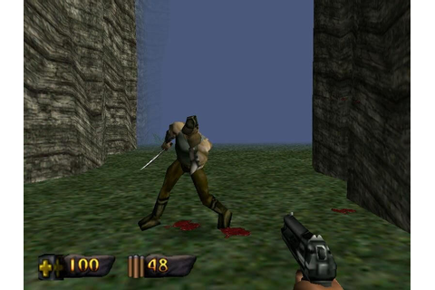 Turok: Dinosaur Hunter (Windows) - My Abandonware