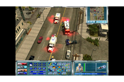 em4 Boston mod game play Police, Fire, Ems - YouTube