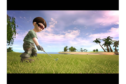 Golf: Tee It Up! Review for Xbox 360 (2008) - Defunct Games