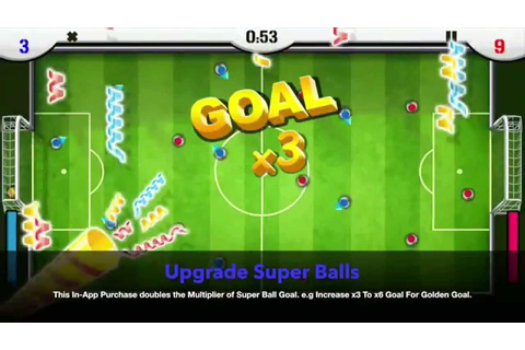 BOT Soccer Game Preview - YouTube