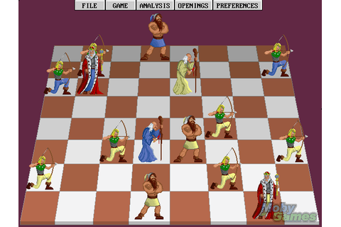 Download Grandmaster Chess - My Abandonware