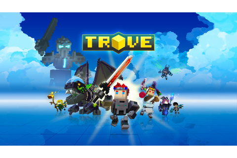 Trove® Game | PS4 - PlayStation