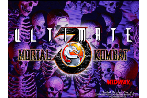 Classic Game: Ultimate Mortal Kombat 3