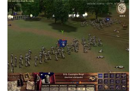 Civil War: The Battle of Bull Run - Take Command 1861 - PC ...