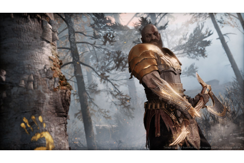 God of War dev reveals concept art for the game's initial ...