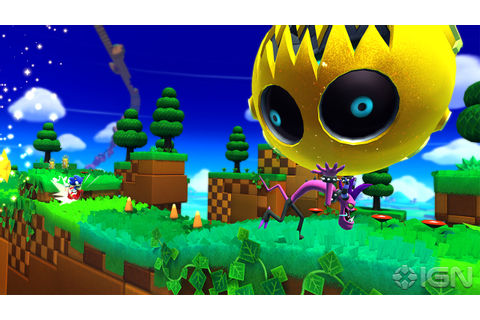 Sonic Lost World: IGN Preview & Screenshots – The Sonic ...