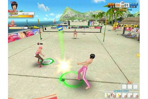 Beach Volleyball Online | MMOLite