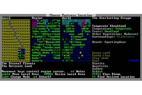Dwarf Fortress ~ EXCELLENT GAME