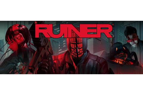 RUINER Review - You Played Yourself