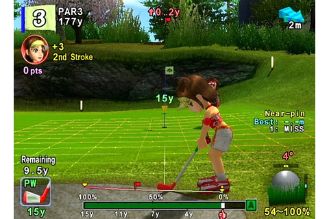 Screens: Everybody's Golf - PS2 (3 of 21)