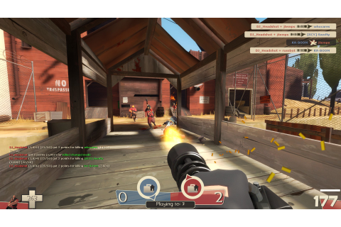 What's in a UI? Team Fortress 2 and E-Learning! | GAMING ...