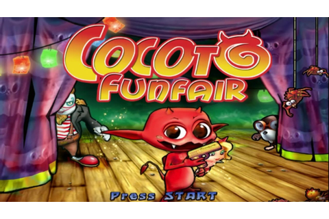 Cocoto Magic Circus Wii Gameplay - YouTube