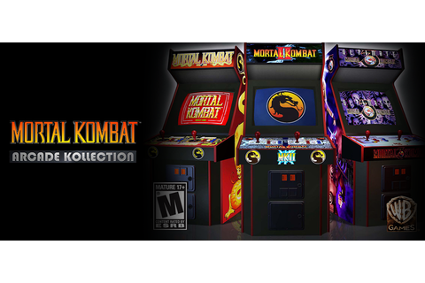 Mortal Kombat Kollection – Jinx's Steam Grid View Images