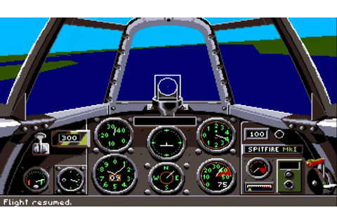 AMIGA Their Finest Hour The Battle of Britain AMIGA OCS ...