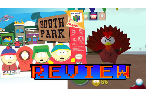 South Park: The Video Game - Review - YouTube