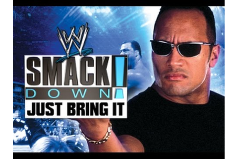 WWE Smackdown! Just Bring it - YouTube