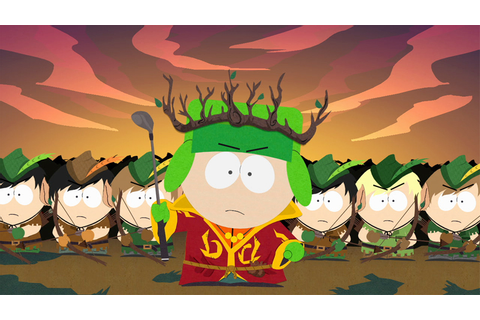 South Park - Le Bâton de la Vérité | GAMESLOAD