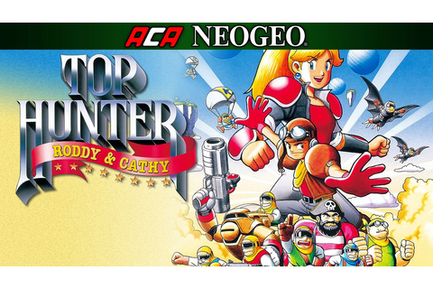 ACA NEOGEO TOP HUNTER: RODDY & CATHY price tracker for ...