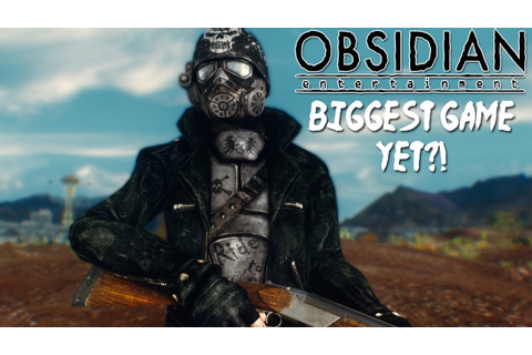 Obsidian Has A Secret Project That Is Possibly Their ...