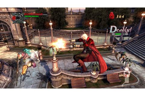 Devil May Cry® 4 Game | PS3 - PlayStation