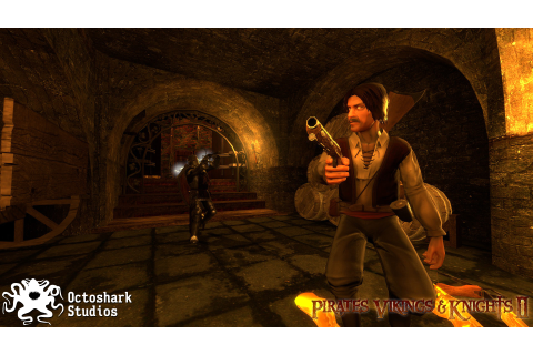 Download Pirates, Vikings, and Knights II Full PC Game