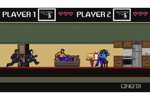 Pretend Pulp Fiction Video Game Makes Us Wish It Were Real ...