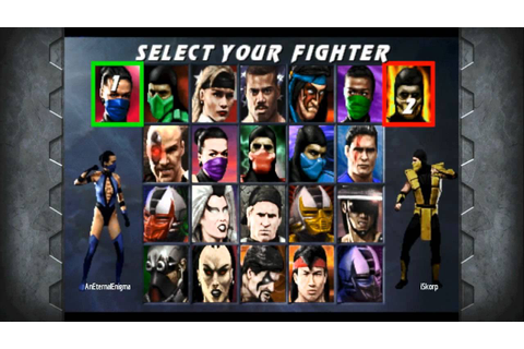 THIS GAME RULES: Mortal Kombat Arcade Kollection - YouTube