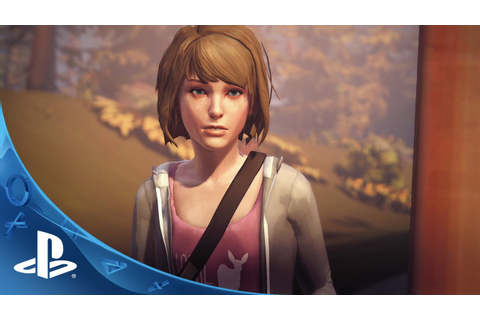 Life is Strange - Launch Trailer | PS4, PS3 - YouTube