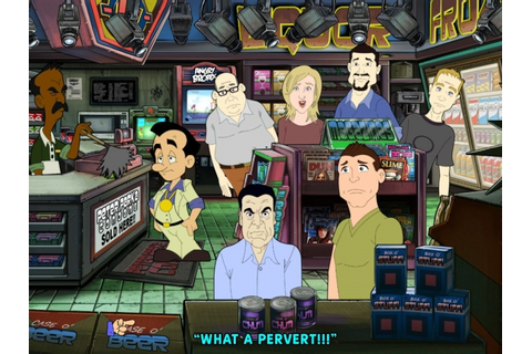 Leisure Suit Larry: Reloaded : Game Over Online
