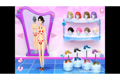 Barbie Fashion Show - An Eye for Style game PC Episode 6 ...