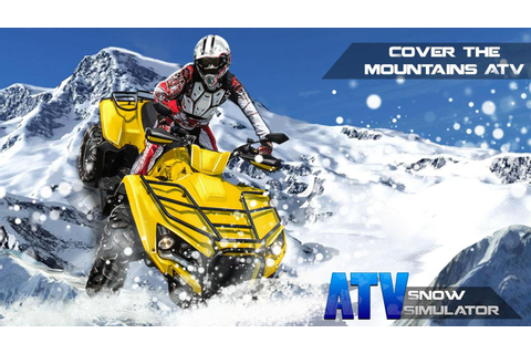 ATV Snow Simulator for Android - APK Download