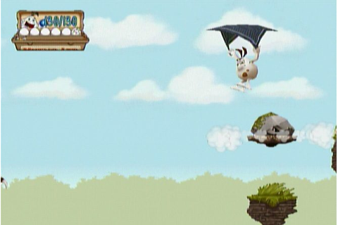 Un juego de Huevos (2010) by Fabrication Games Zeebo game